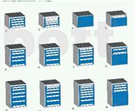 物料管理工具柜 CW系列(CW500)